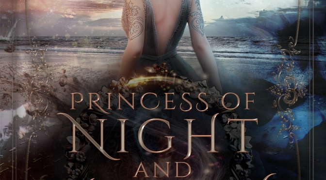 Cover reveal – princess of night and shadows